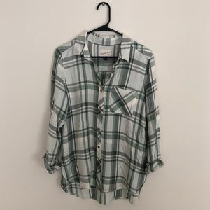 Universal Thread Slouchy Button Down